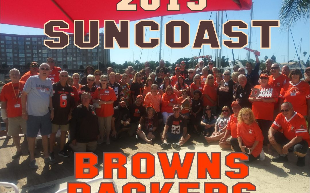 Thanks Suncoast Browns Backers Members