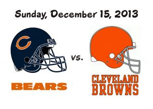 Bears vs Browns 121513