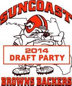 SCBB 2014 DRAFT PARTY
