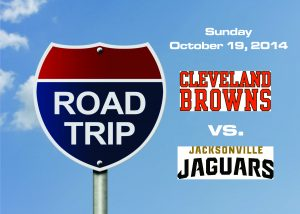 2014 ROAD TRIP – BROWNS VS. JAGUARS