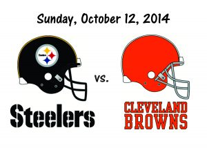STEELERS vs BROWNS – OCT. 12th
