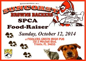 FUNDRAISER FOR SPCA SUNCOAST A HUGE SUCCESS!