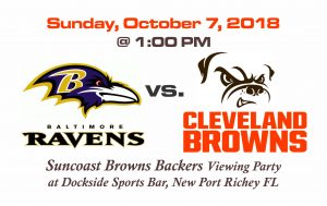RavensBrowns100718