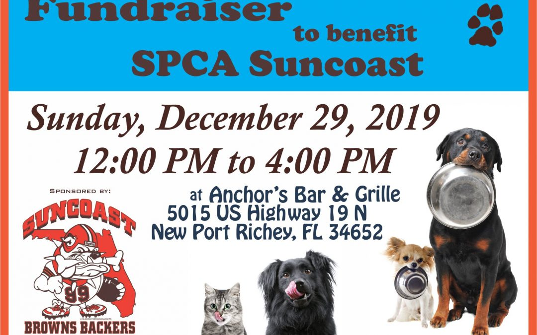 "SPCA ""FOOD-RAISER"", Sunday, December 29th"
