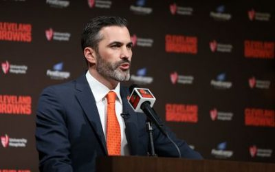 Kevin Stefanski, Browns New Head Coach